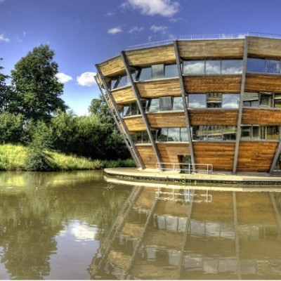 Djanogly Learning Resource Centre