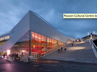 Plassen Cultural Center