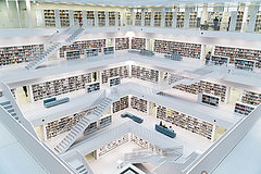 Stuttgart City Library