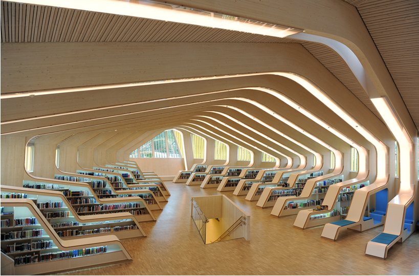 vennesla-library-and-cultural-center