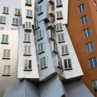 "Stata Center 1 • <a style=""font-size:0.8em;"" href=""http://www.flickr.com/photos/51035749109@N01/3877283353/"" target=""_blank"">View on Flickr</a>"