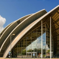 """Clyde Auditorium / The Armadillo • <a style=""""font-size:0.8em;"""" href=""""http://www.flickr.com/photos/54549576@N00/3548740789/"""" target=""""_blank"""">View on Flickr</a>"""